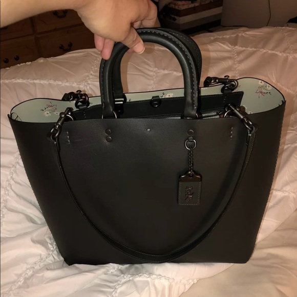 621f0291e7f Coach Bags | 1941 Glovetanned Leather Rogue Tote | Poshmark